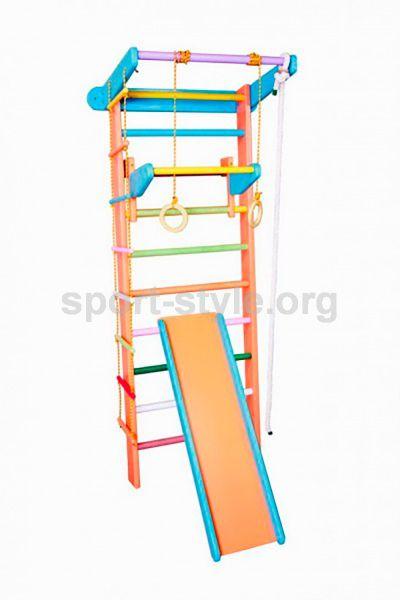 Drabinka gimnastyczna COLOR Plus 4 Tygrysek