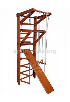 Drabinka gimnastyczna ORZECH 3-240
