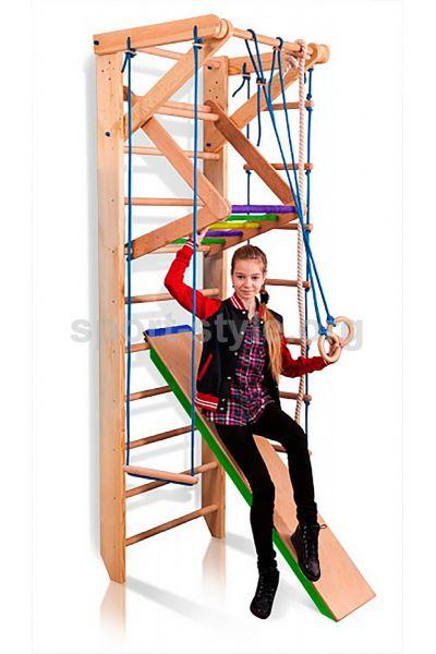 Drabinka gimnastyczna SPORT 3-220 sosna