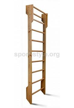 Drabinka gimnastyczna SPORT 0-195 sosna
