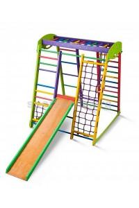 Plac zabaw wewnętrzny składany AKWARELKA Mini