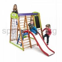 Plac zabaw składany MALUSZEK PLUS 3