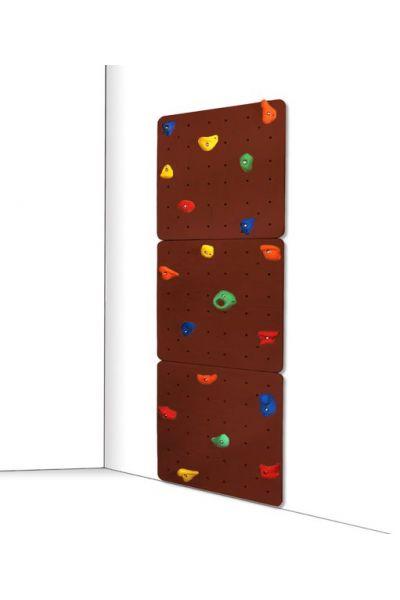 Ścianka wspinaczkowa -1 225x75 BROWN