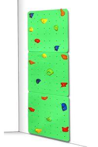 Ścianka wspinaczkowa -1 225x75 GREEN