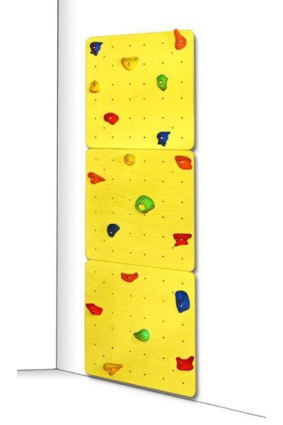 Ścianka wspinaczkowa -1 225x75 YELLOW