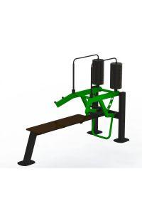 Maszyna do ćwiczeń klatki piersiowej SZ-1612